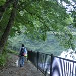 犬連れ軽井沢 2日目 アーススマイルヴィレッジと碓氷湖