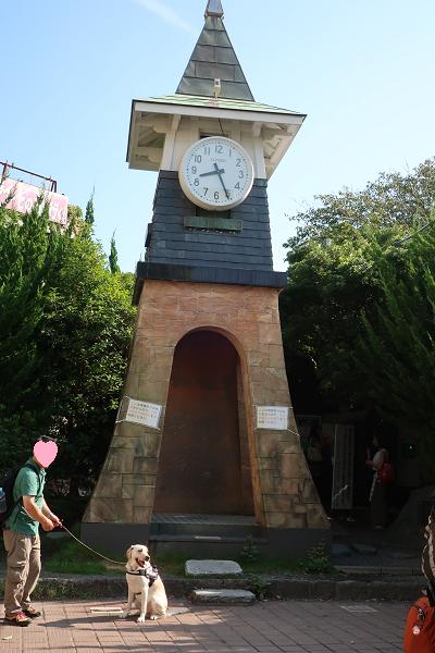 鎌倉駅西口時計塔