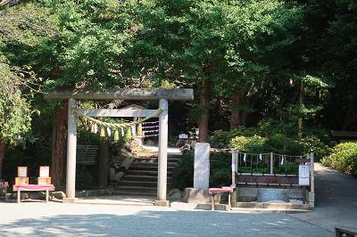 葛原丘神社