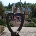 犬連れロックハート城!ロマンティックな英国のお城を楽しもう