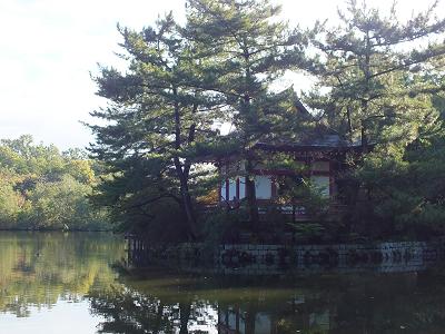 石神井公園厳島神社