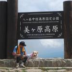 犬連れ美ヶ原高原|アルプス展望絶景ハイキング