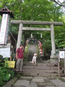 熊野皇大神社鳥居
