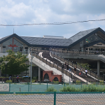 犬連れ軽井沢|矢ヶ崎公園・軽井沢駅・軽井沢プリンスショッピングプラザ