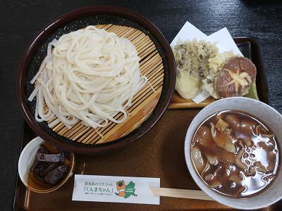 上州麦豚つけ麺