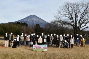 記念写真富士宮