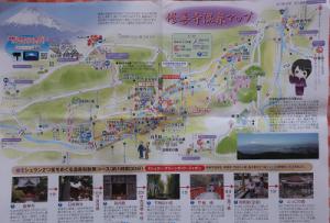修善寺温泉地図